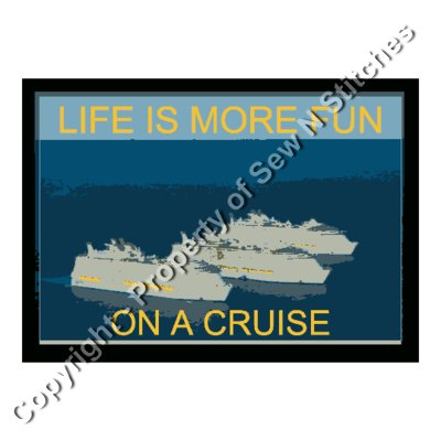 Life is More Fun on a Cruise