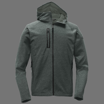 Canyon Flats Fleece Hooded Jacket Sew N Stitches Embroidery Llc