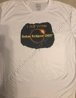 Solar Eclipse I Survived