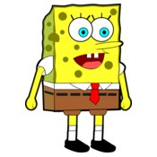 Mr  Normal SpongeBob Squarepants