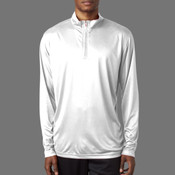 Men's Cool & Dry Sport Performance Interlock Quarter-Zip Pullover