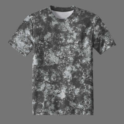 Youth Mineral Freeze Tee Sew N Stitches Embroidery Llc