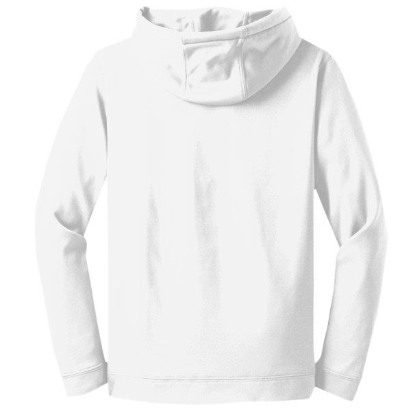 Sport Wick Fleece Hooded Pullover Sew N Stitches Embroidery Llc