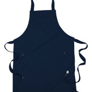 8 oz. Organic Cotton/Recycled Polyester Eco Apron Thumbnail