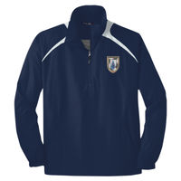 St Dominic High School 1/2 Zip Wind Shirt Thumbnail