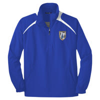 St Dominic High School 1/2 Zip Wind Shirt 2 Thumbnail