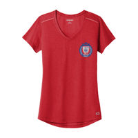 ICD Endurance Ladies Peak V Neck Tee - LOE337 Thumbnail
