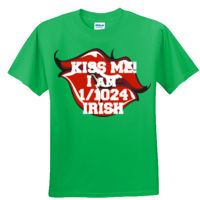 KISS ME! i AM 1/1024 IRISH LIPS Thumbnail