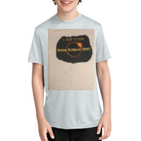 Solar Eclipse I Survived Youth T-shirt Thumbnail