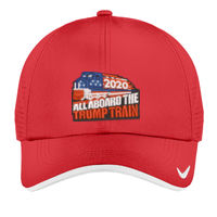 TRUMP TRAIN 2020 -- Nike Dri-FIT Swoosh Perforated Cap Thumbnail