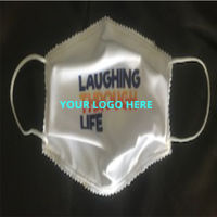 Face Mask - Customized Sublimated Face Mask - 2ply -100% polyester-breathable-washable-Made in the U  Thumbnail