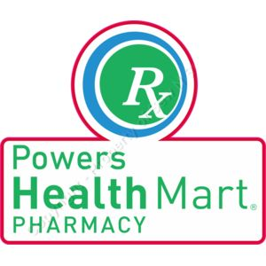 Powers Health Shirt Front Logo Thumbnail