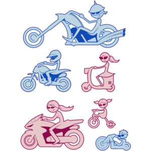 Stick Family Motorcycles Thumbnail
