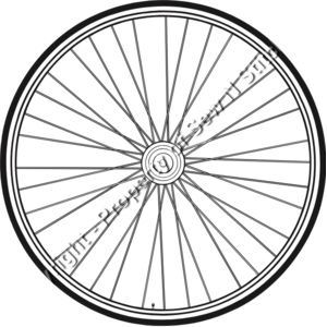 BIKE WHEEL 2 Thumbnail