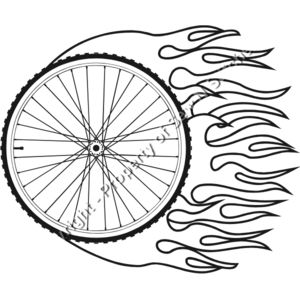 BIKE WHEEL 4 Thumbnail