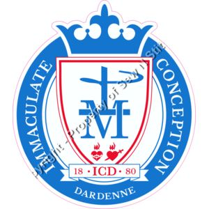 ICD LOGO 3IN OVAL Thumbnail
