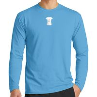 Long Sleeve Essential Blended Performance Tee Thumbnail