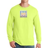Dri Power ® Active 50/50 Cotton/Poly Long Sleeve T Shirt Thumbnail